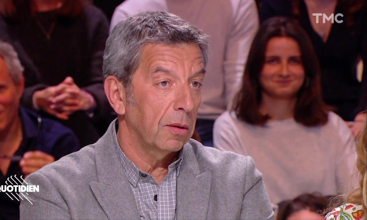 """Michel Cymès sur les anti-vaccins: """"On ne peut pas parler santé avec Marine Le Pen"""""""