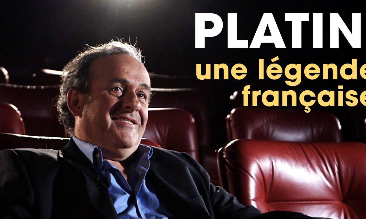 Platini, une légende française