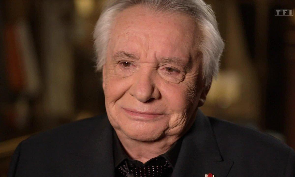 Michel Sardou évoque sa brouille avec Johnny Hallyday