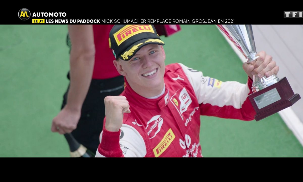 VIDEO - F1 : Schumacher remplace Grosjean