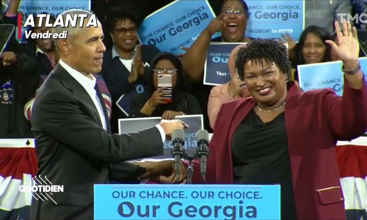 Midterms : Stacey Abrams peut-elle devenir la première femme noire gouverneure ?