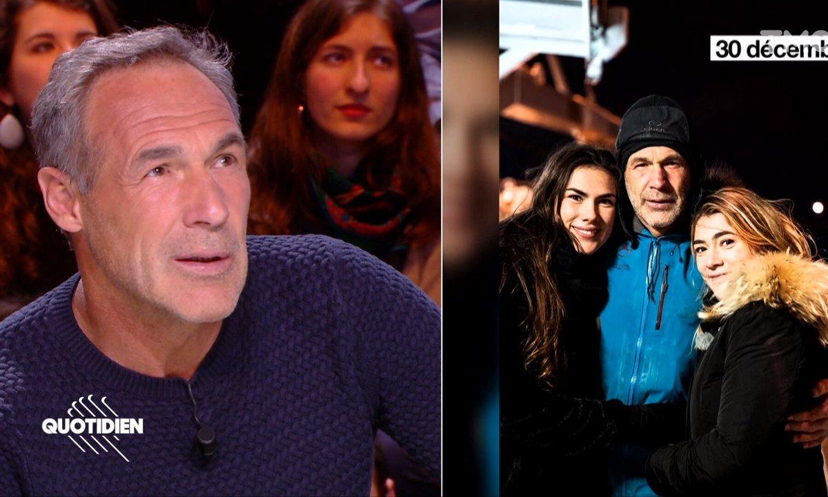 """Mike Horn revient sur le rôle de ses filles dans son sauvetage : """"On est une famille très soudée"""""""