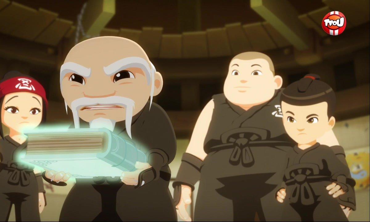 Extrait Mini Ninjas - Le Giga Samouraï - les fourmis (part 1)