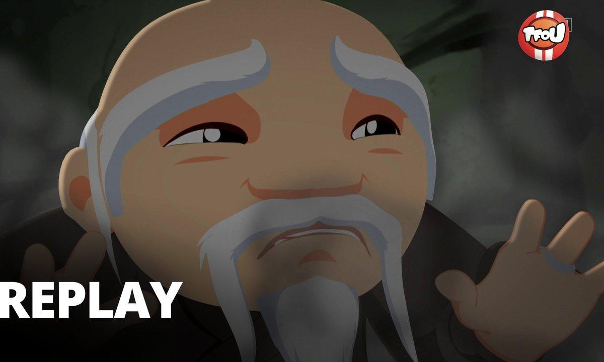 Mini Ninjas - S02 E12 - Le vulnérable Maître