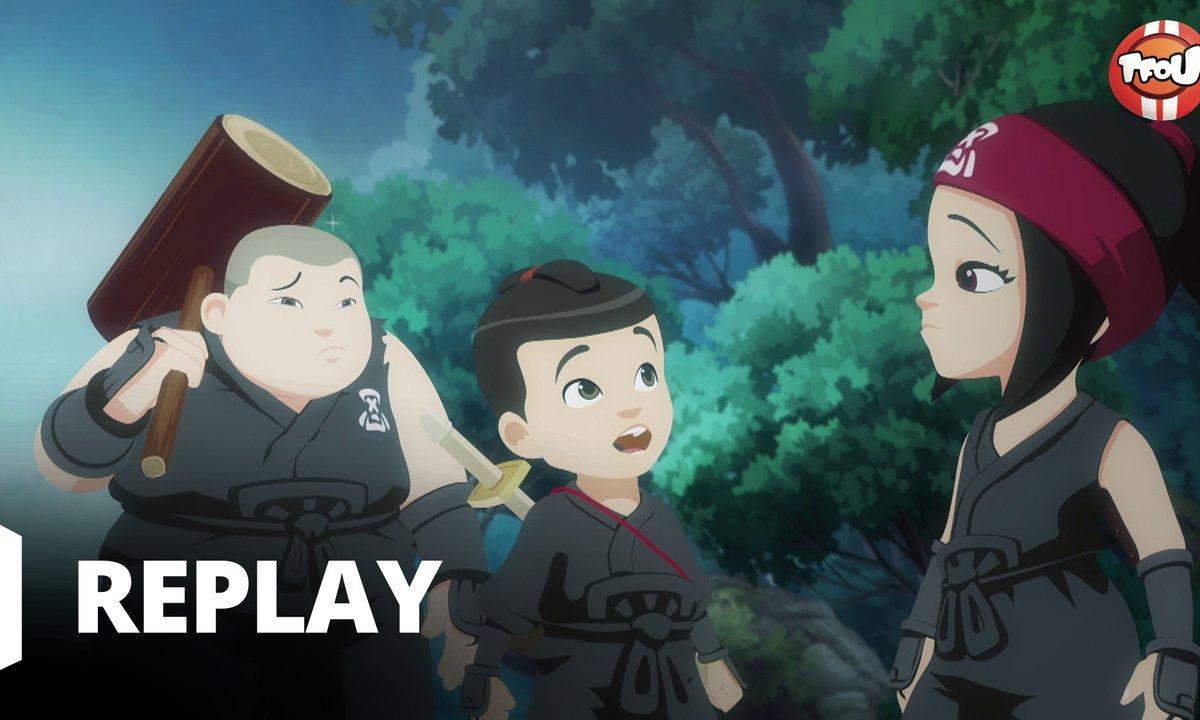 Mini Ninjas - S02 E25 - Pour que Demain n'existe pas Partie 1 : La Chute des Ninjas