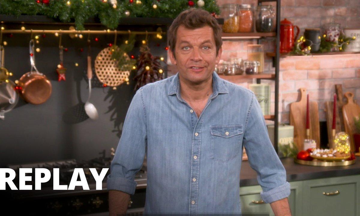 Recette Mini Tatin Pommes Foie Gras En Vidéo Petits Plats En équilibre Tf1
