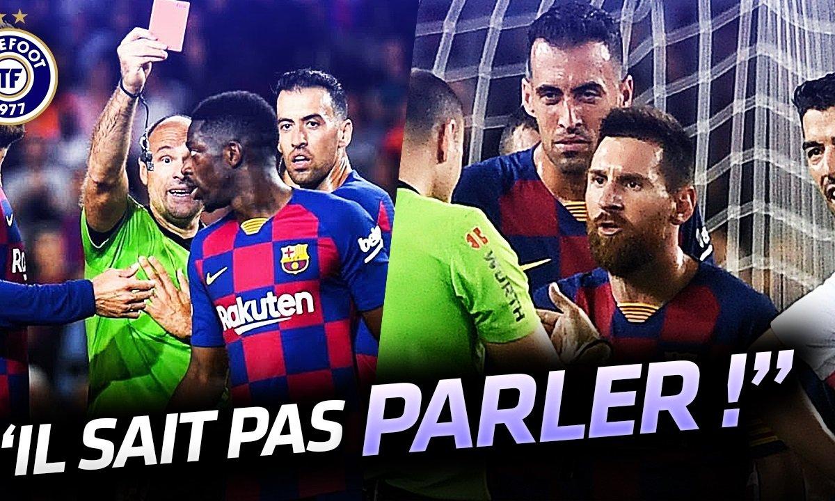La Quotidienne du 08/10: Messi défend Dembélé... à sa manière