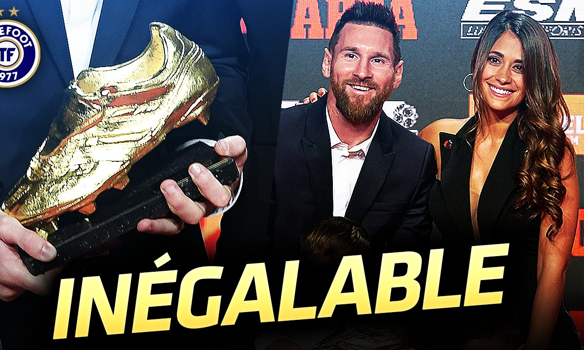 La Quotidienne du 17/10 : Messi encore Soulier d'or