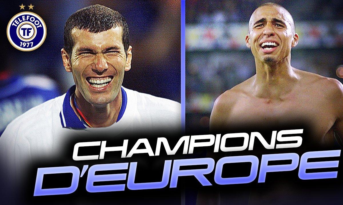 La Quotidienne du 02/07 : la France remporte l'Euro 2000