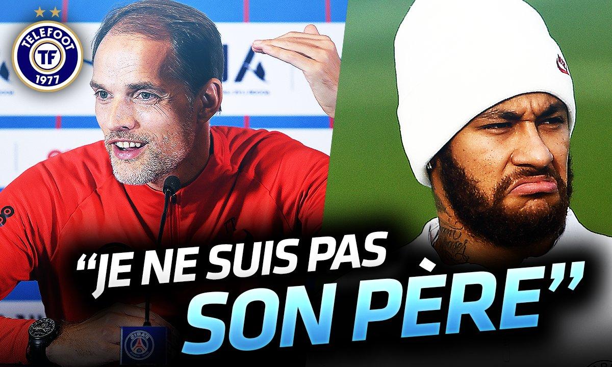 La Quotidienne du 22/11 : Tuchel ni un PERE, ni un FLIC pour Neymar