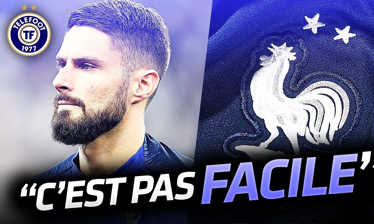 La Quotidienne du 03/10: Giroud en danger chez les Bleus ?