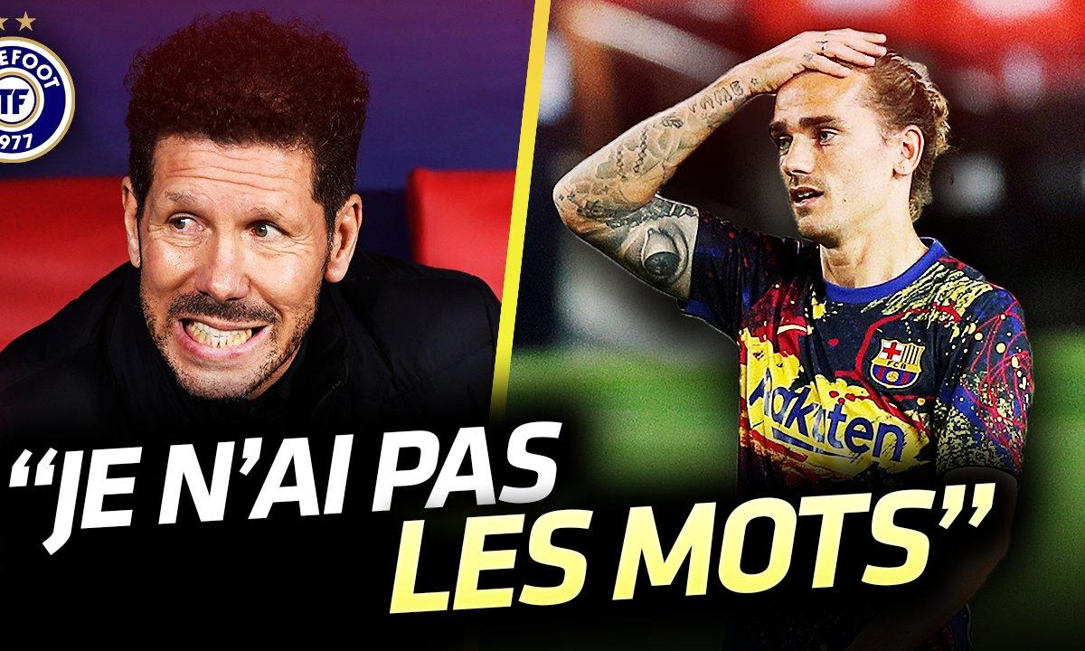 La Quotidienne du 01/07 : Simeone dépité pour Antoine Griezmann