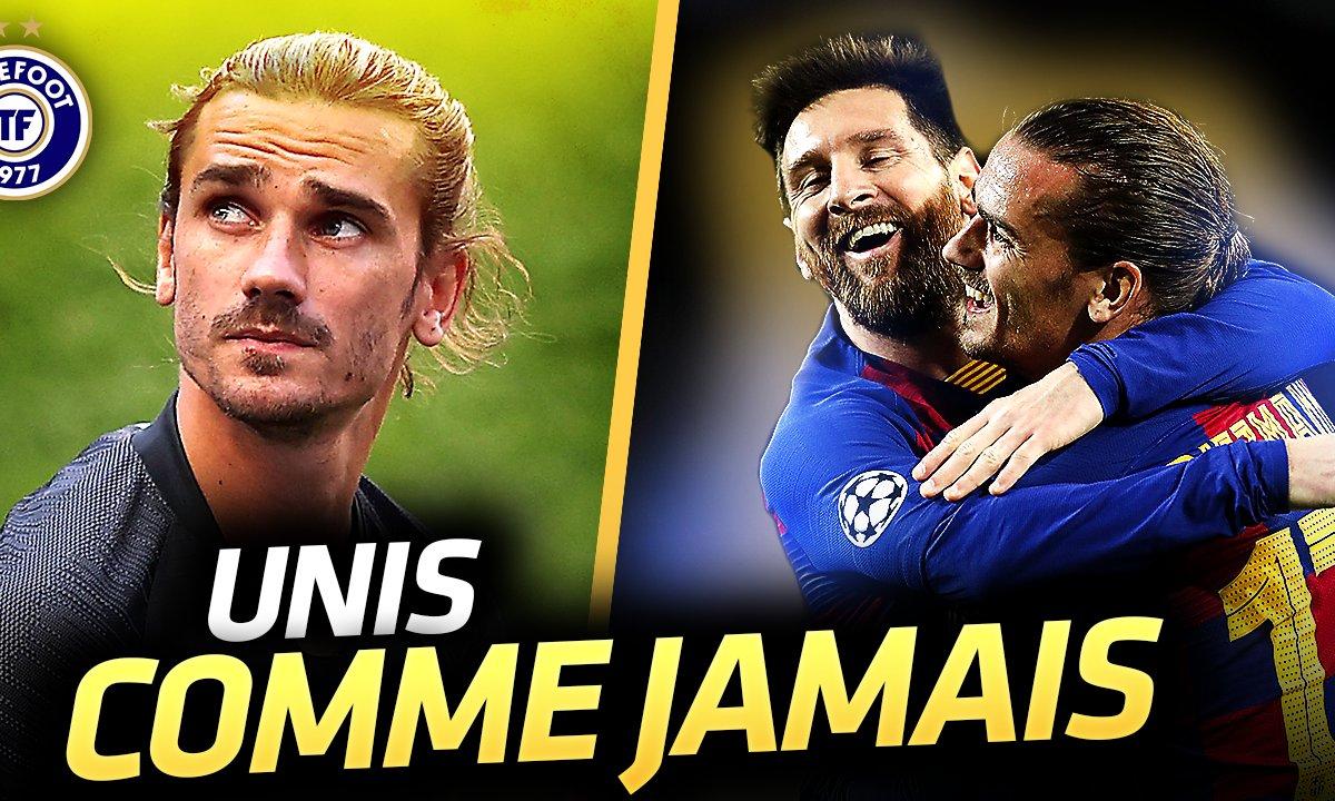 """La Quotidienne du 24/11 - Messi """"prêt à mourir"""" sur le terrain pour Griezmann"""