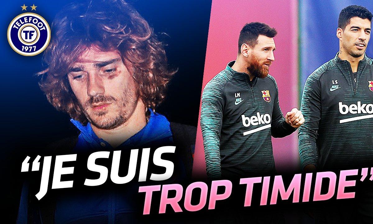 La Quotidienne du 25/11 : Griezmann toujours intimidé par les stars du Barça