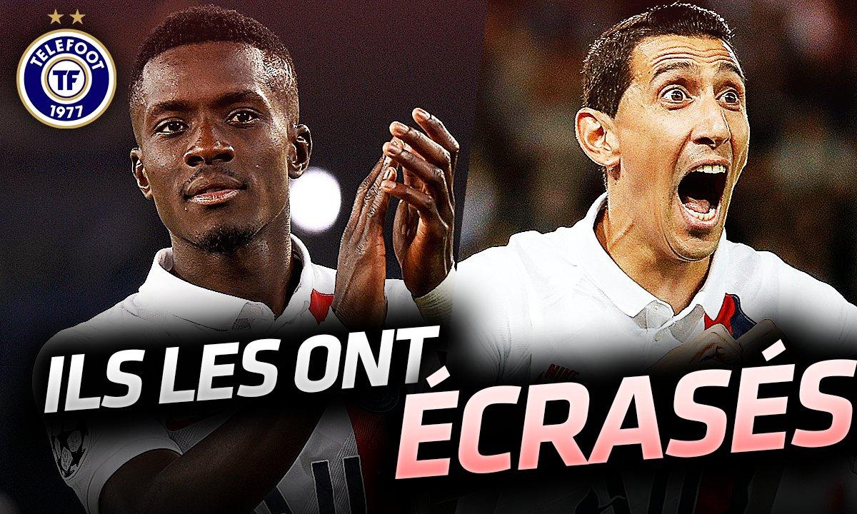 La Quotidienne du 19/09 : Le PSG met le Real K.O.