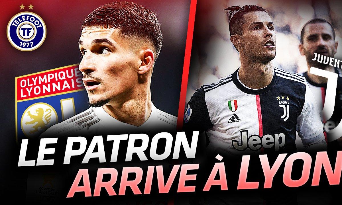 La Quotidienne du 26/02 : Lyon rêve d'exploit face à un ogre