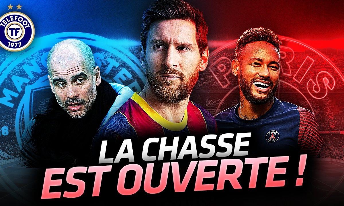 La Quotidienne du 26/08 : Messi va quitter le Barça... pour aller où ?