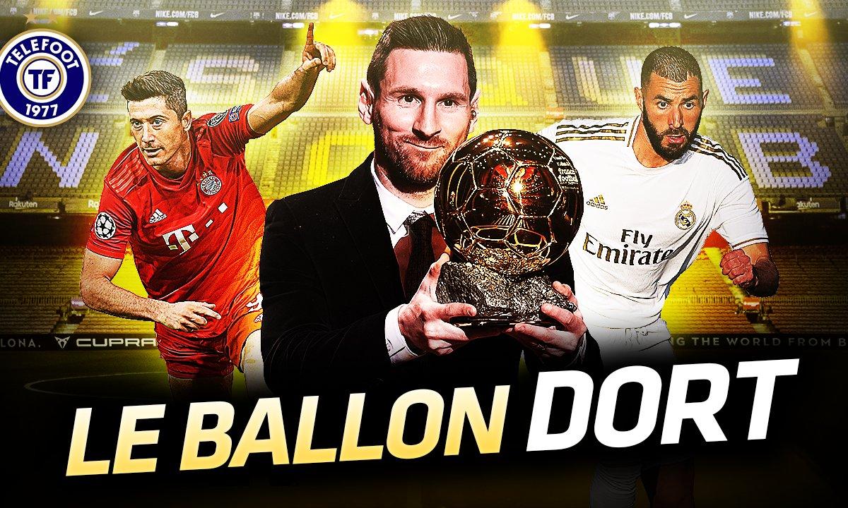 La Quotidienne du 20/07 : Le Ballon D'Or annulé cette année !