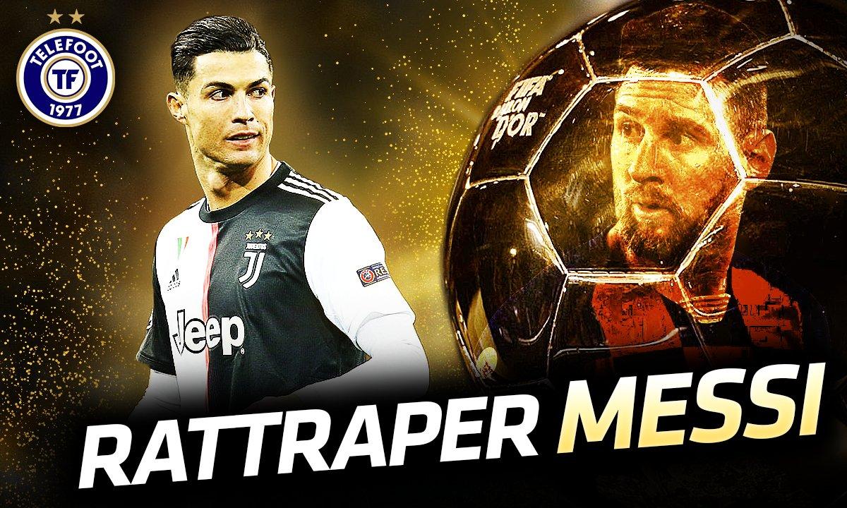 La Quotidienne du 17/01 : Sarri dégouté de voir Messi devant Ronaldo