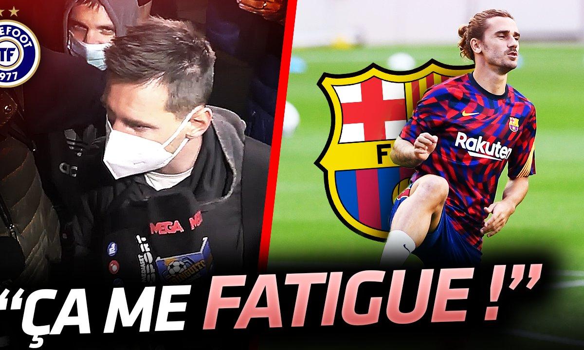 La Quotidienne du 19/11 : Messi en a marre des polémiques avec Griezmann