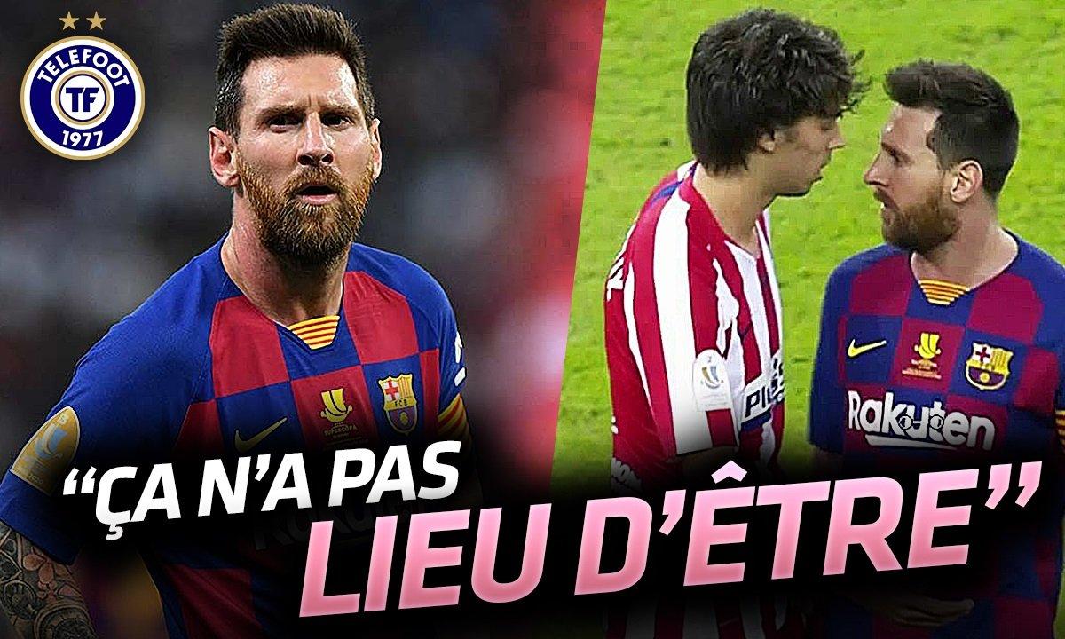 La Quotidienne du 10/01 : l'Atlético se paye le Barça
