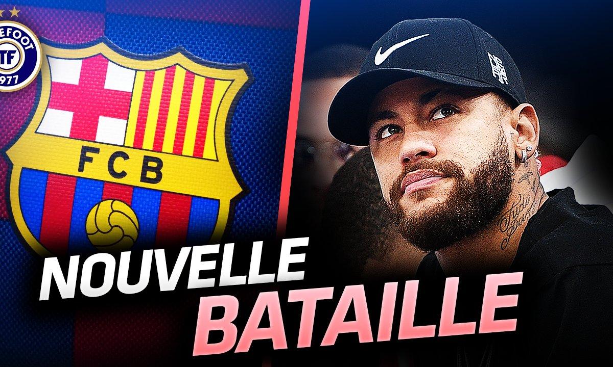 La Quotidienne du 28/02 : Neymar s'attaque au Barça
