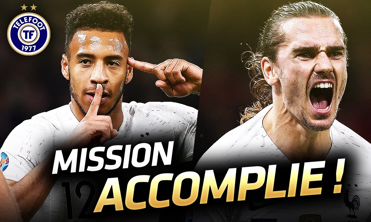 La Quotidienne du 18/11 : les champions du monde en route pour l'Euro