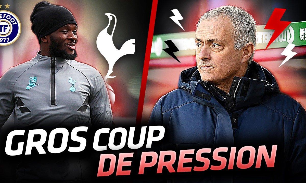 La Quotidienne du 10/03 : Mourinho critique encore Ndombele
