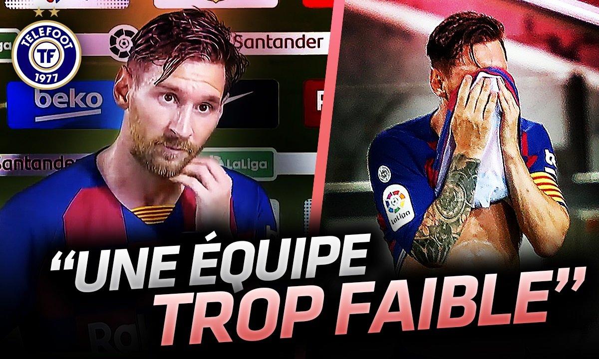 La Quotidienne du 17/07 : Messi explose après l'humiliation du Barça !