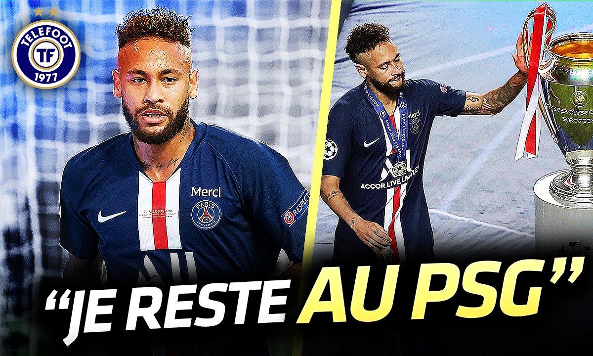 La Quotidienne du 31/08 : Neymar veut GAGNER la LDC avec le PSG