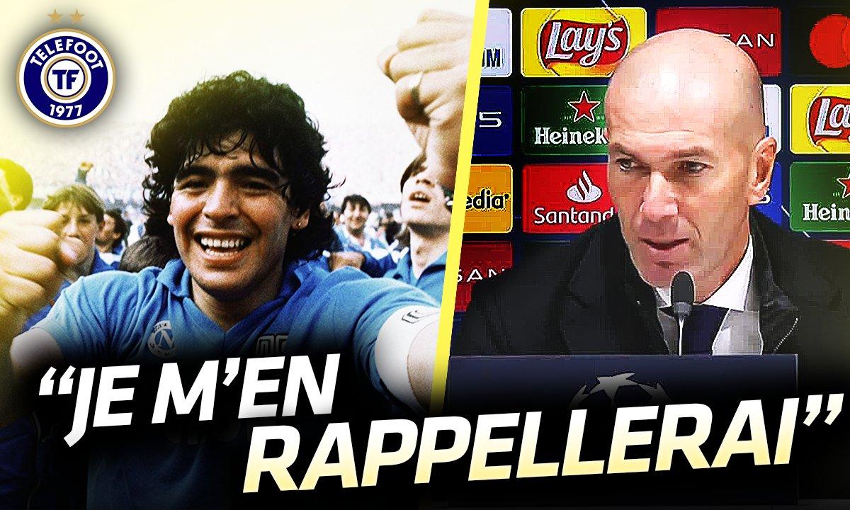 La Quotidienne du 26/11 : le monde du foot rend hommage à Maradona