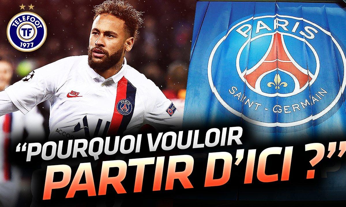 La Quotidienne du 17/12 : Neymar : PRIORITÉ PSG ! La Quotidienne #600