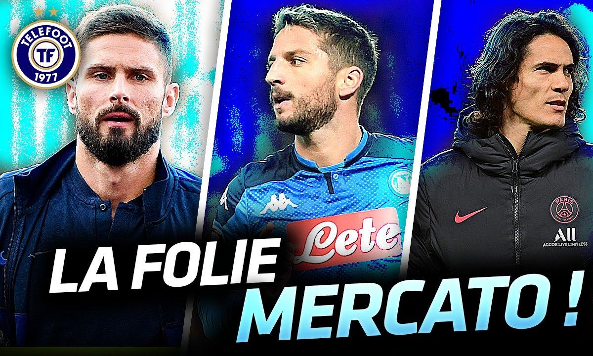 La Quotidienne du 30/01 : Mercato, le sprint final est lancé !