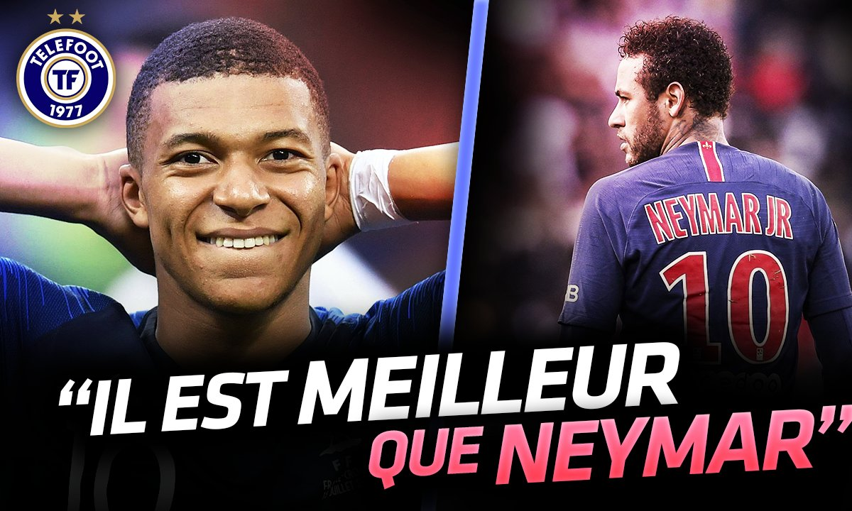 La Quotidienne du 18/05 : Mbappé déjà PLUS FORT que Neymar ?