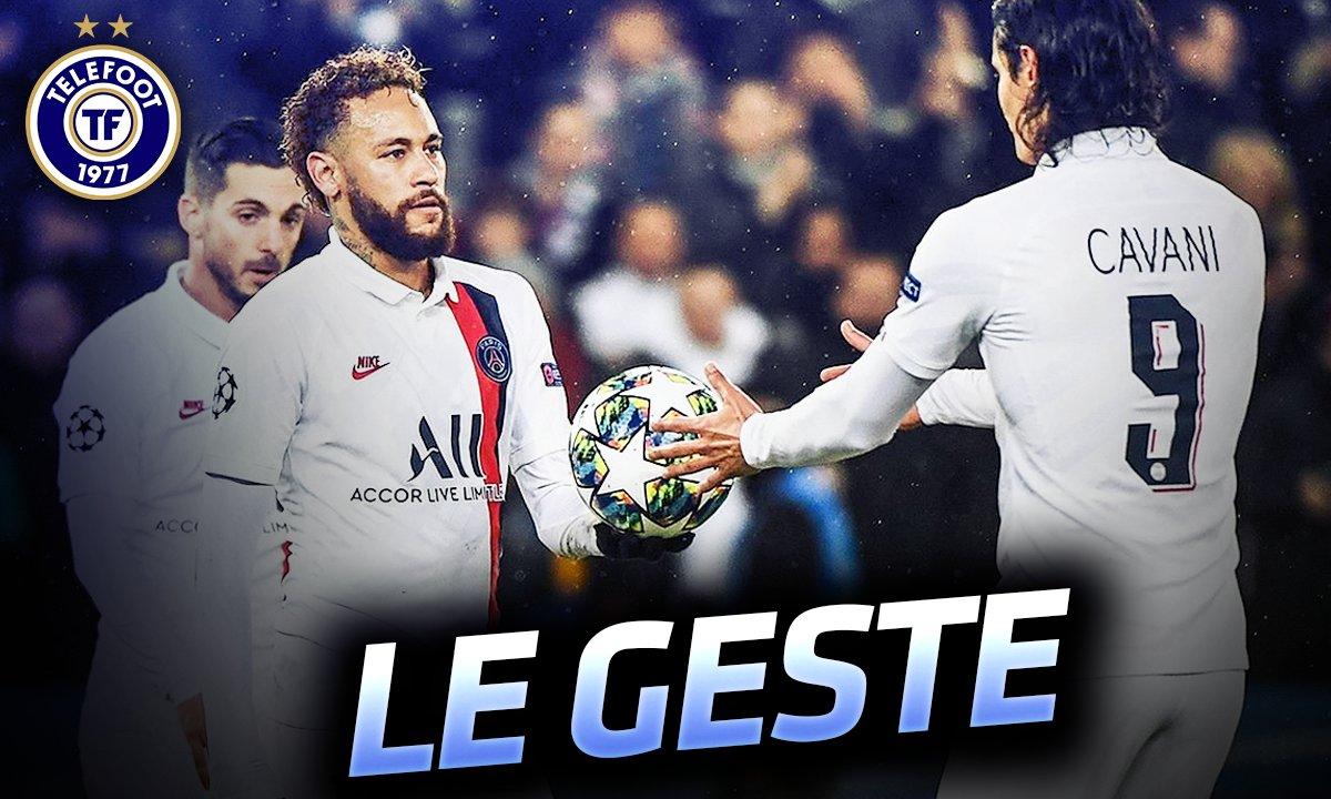 La Quotidienne du 12/12 : le cadeau de Neymar pour Cavani