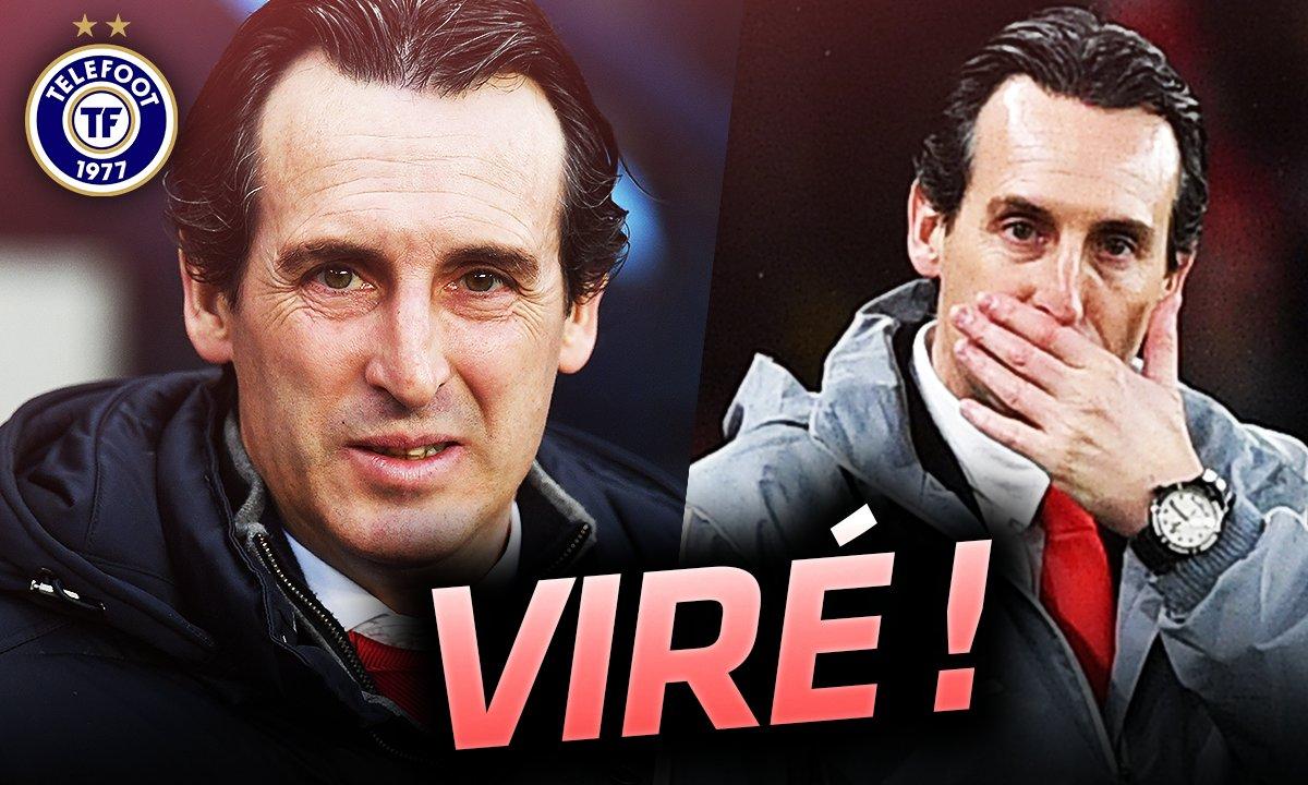 La Quotidienne du 29/11 : Emery et Arsenal, c'est FINI !
