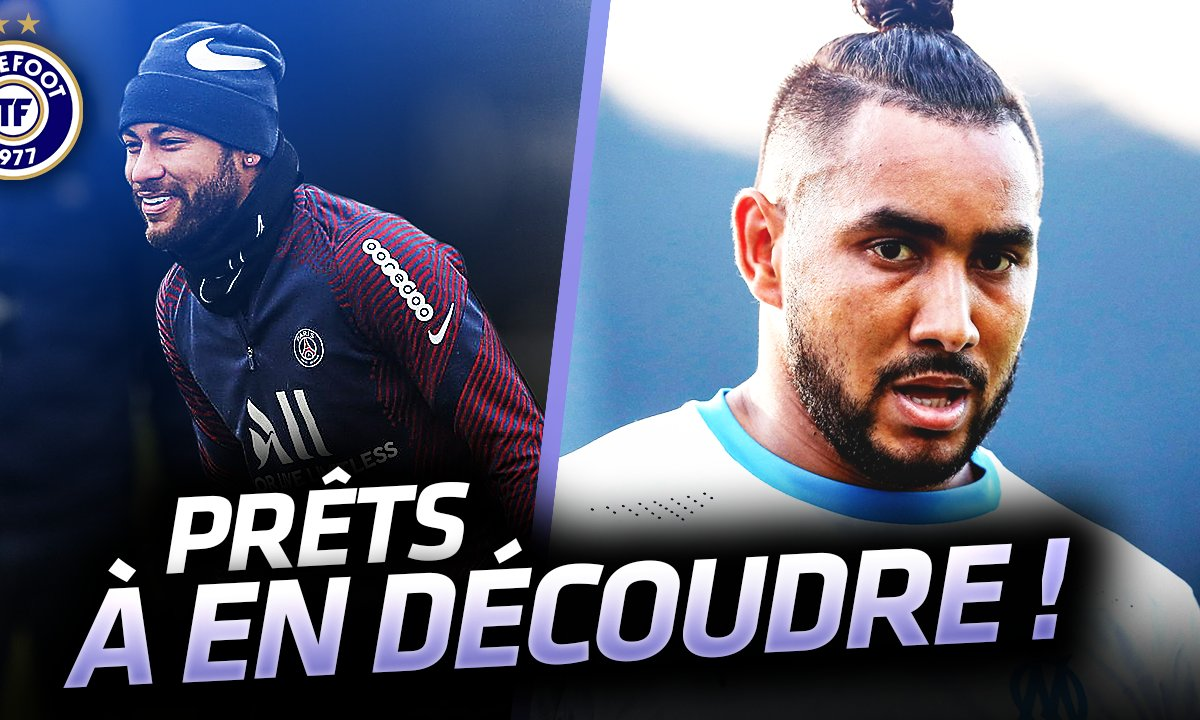 La Quotidienne du 12/01 : Neymar est prêt pour le choc face à l'OM !