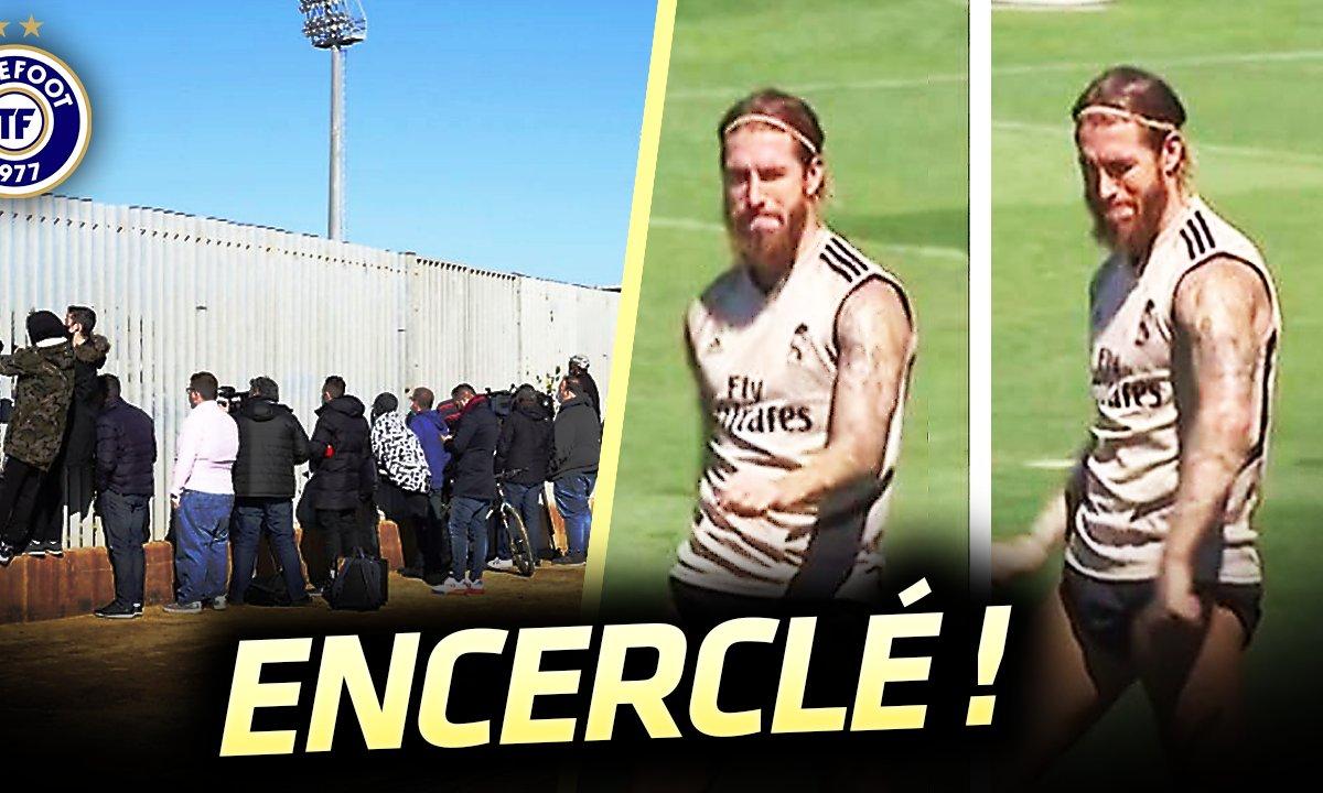 La Quotidienne du 13/01 : Les supporters ne lâchent plus Sergio Ramos