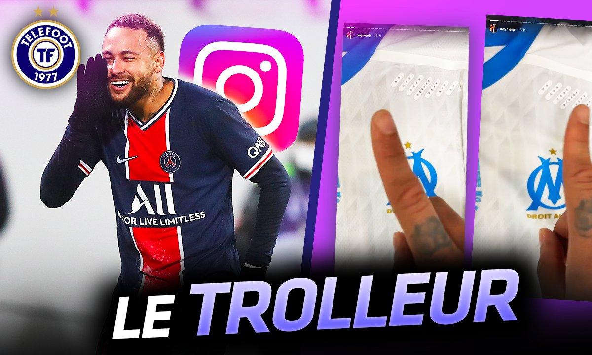 La Quotidienne du 14/01 : Le gros troll de Neymar à Payet et l'OM