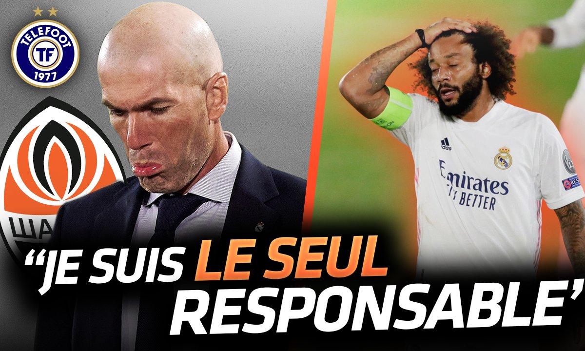 La Quotidienne du 22/10 : le naufrage du Real Madrid
