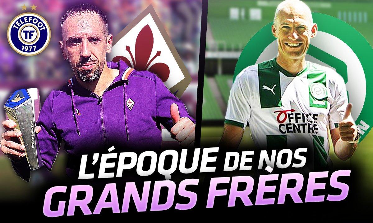 La Quotidienne du 29/06 : Ribéry/Robben, le retour en force
