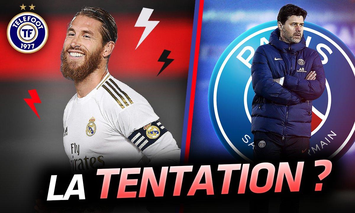 La Quotidienne du 05/01 : La presse espagnole s'enflamme sur Ramos et Messi
