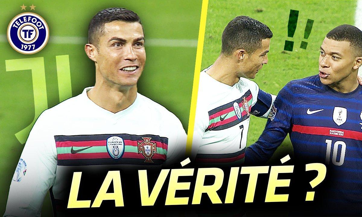 La Quotidienne du 13/10 : Cristiano Ronaldo - Mbappé, la discussion mystère