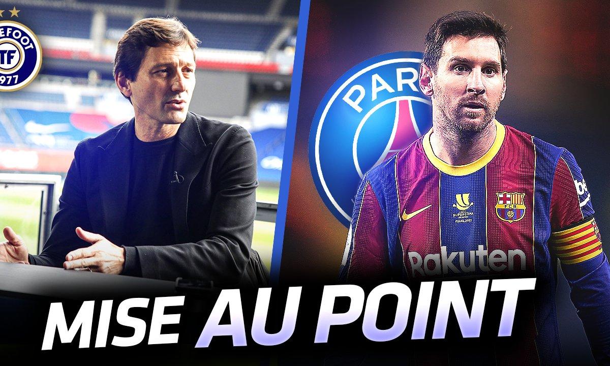La Quotidienne du 19/01 : Messi au PSG ? Les confidences de Leonardo