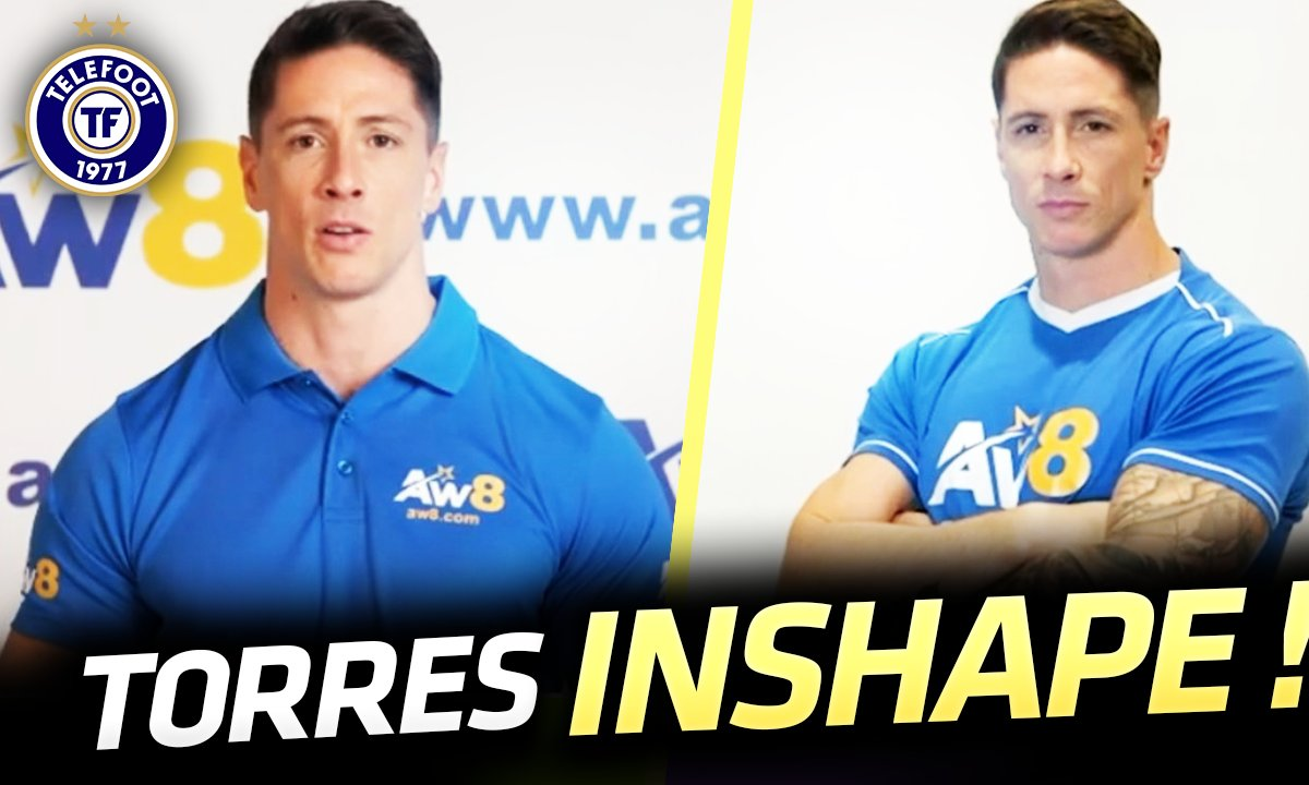 La Quotidienne du 20/01 : l'incroyable transformation de Fernando Torres