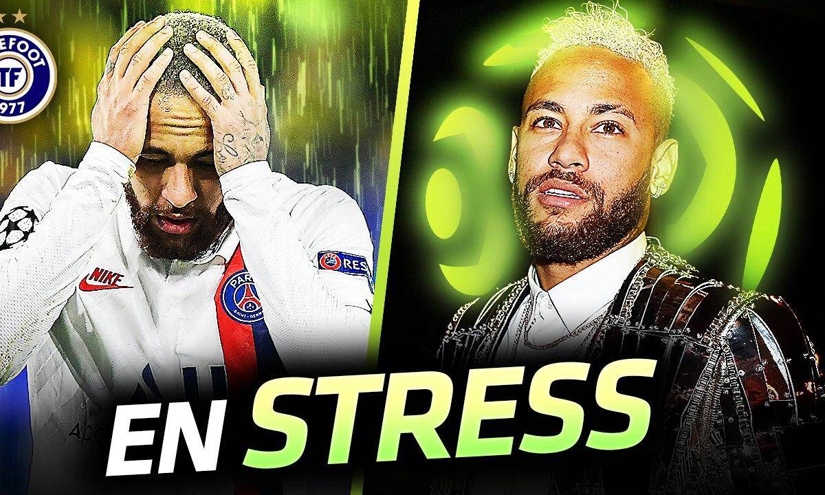La Quotidienne du 24/04 : Neymar veut vite rentrer à Paris