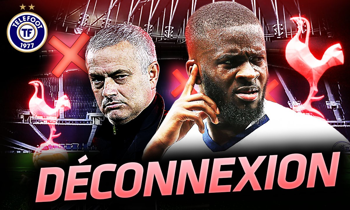 La Quotidienne du 24/06 : Ndombélé ne veut plus jouer pour Mourinho