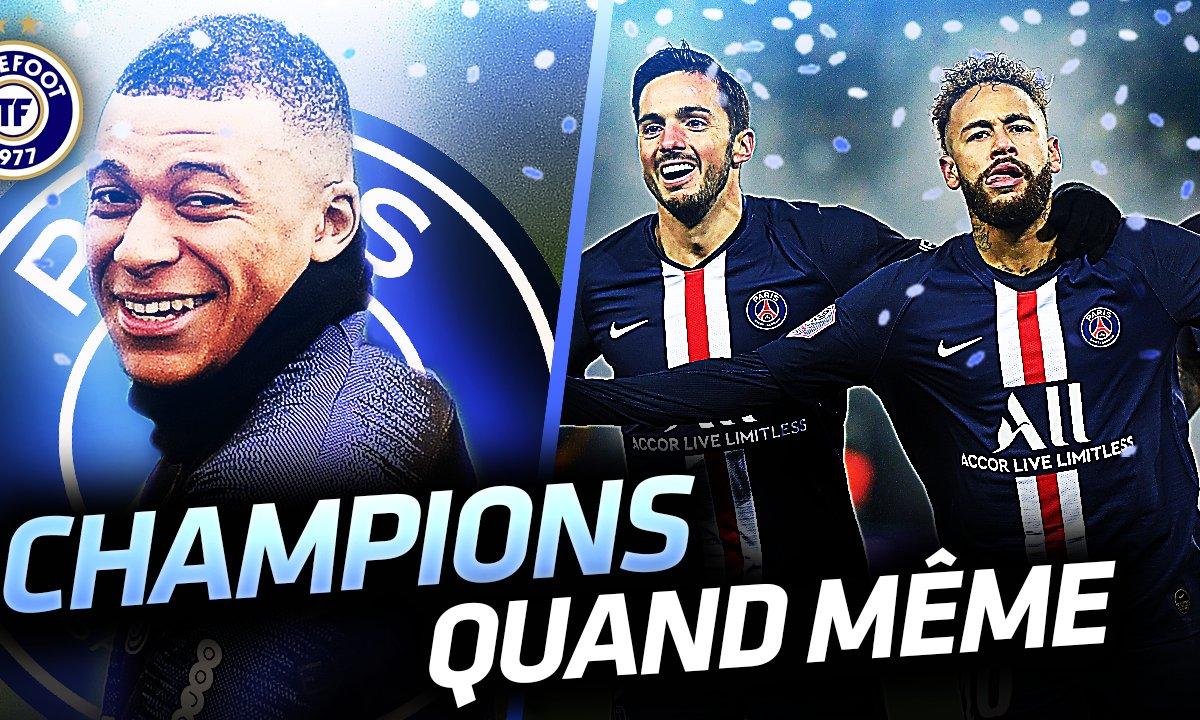 La Quotidienne du 30/04 : Paris Champion, l'OM en LDC !