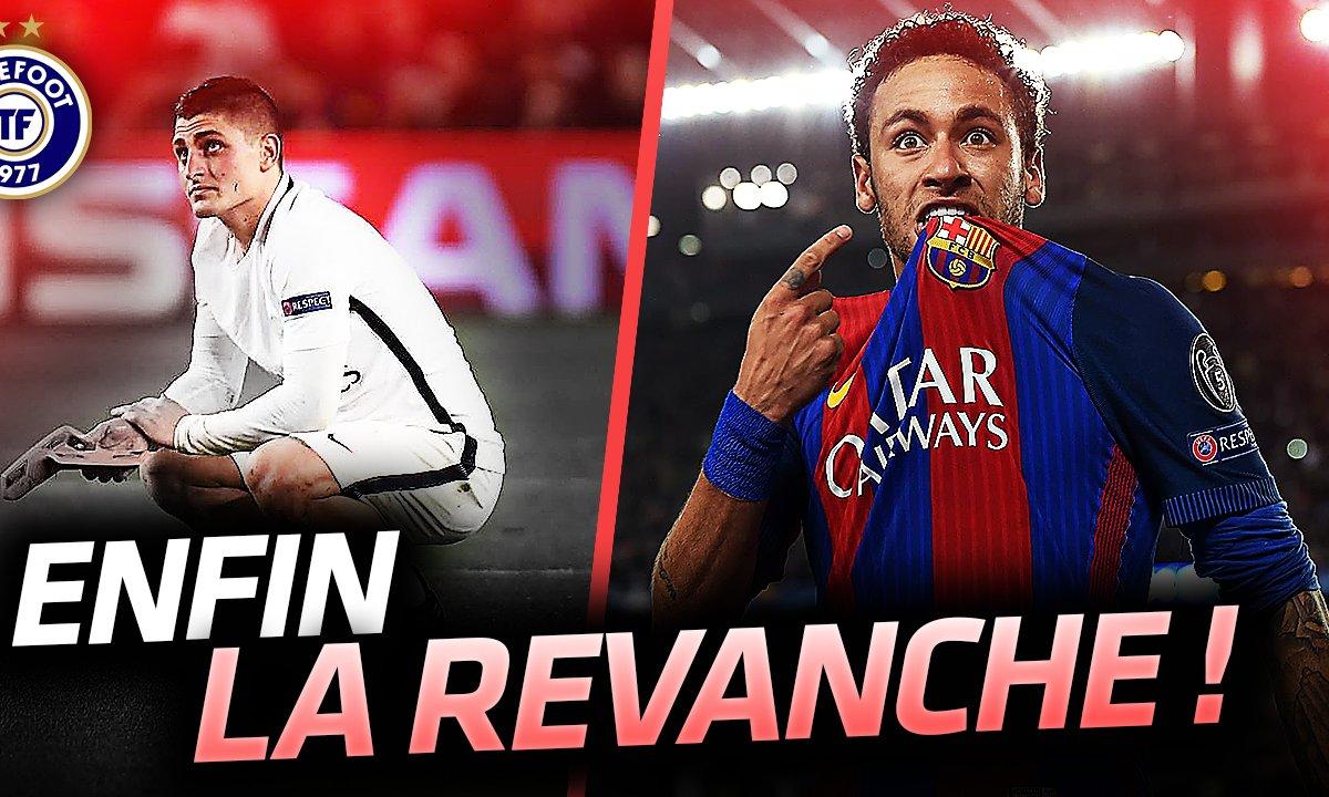 La Quotidienne du 14/12 : Quatre ans après la REMONTADA, le PSG retrouvera le Barça !