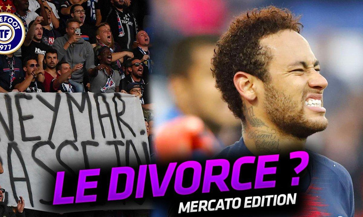 La Quotidienne Mercato du 12/08: Neymar lâché par le Parc des Princes
